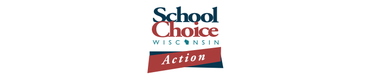 School Choice Wisconsin Take Action Logo
