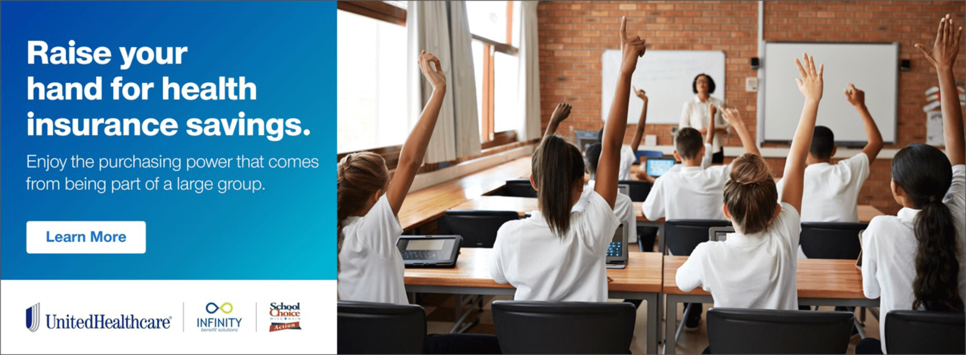 School Choice Wisconsin Action Insurance Savings