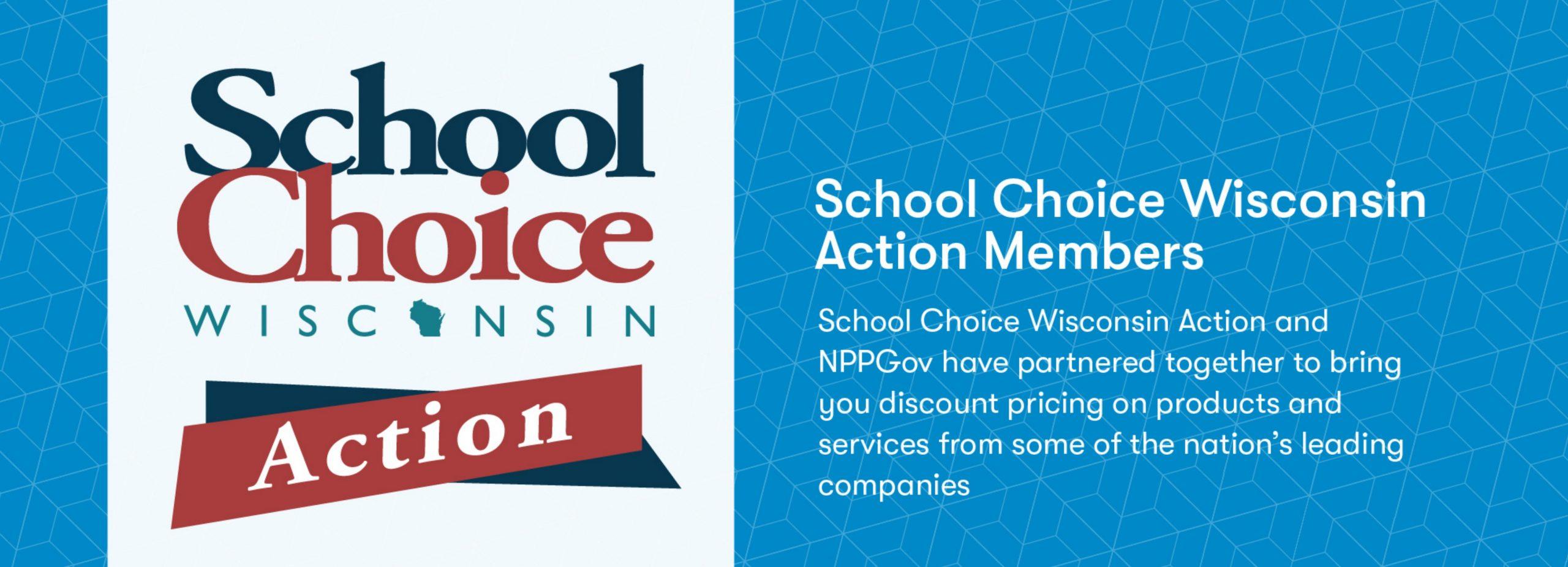 School Choice Action Partner Discounts